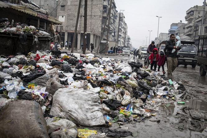 syrian civil war - 1-07