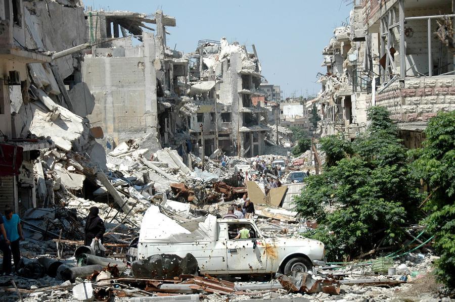 syrian civil war - 1-26