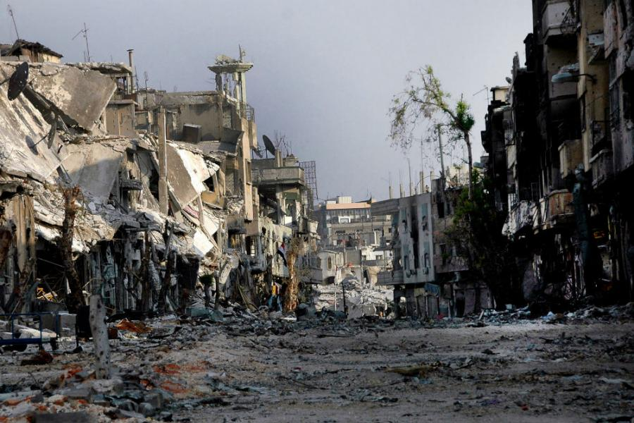 syrian civil war - 1-51