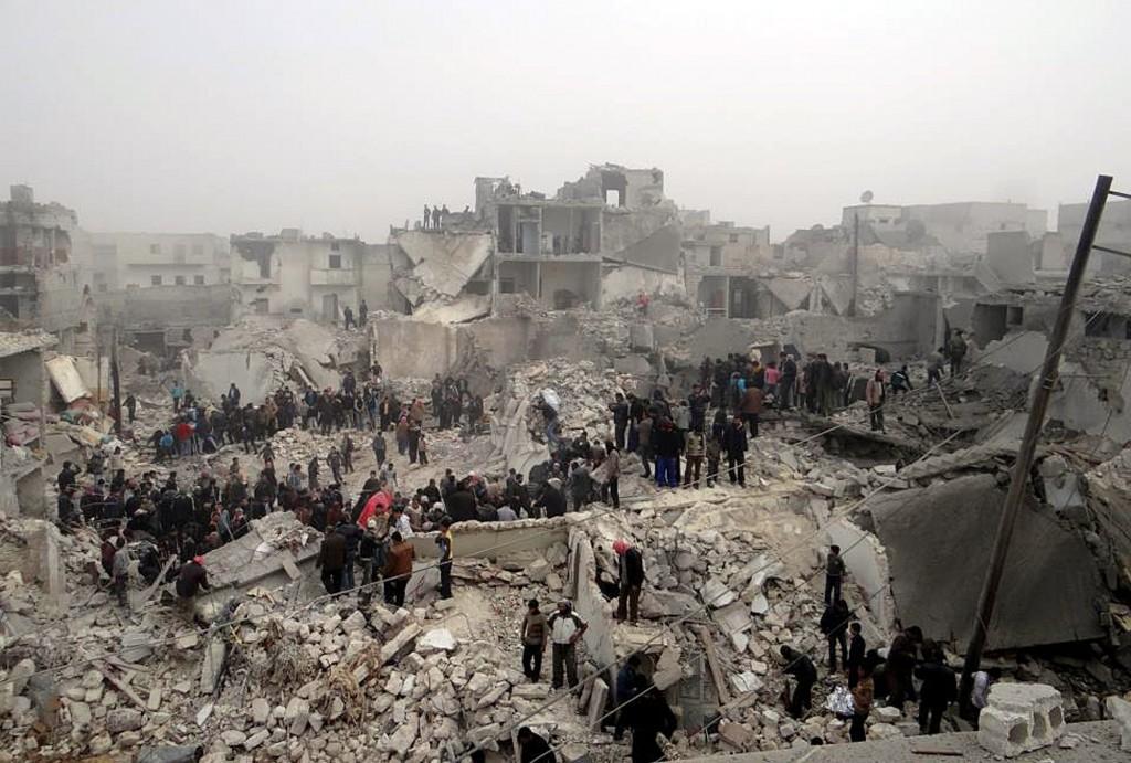syrian civil war - 1-52
