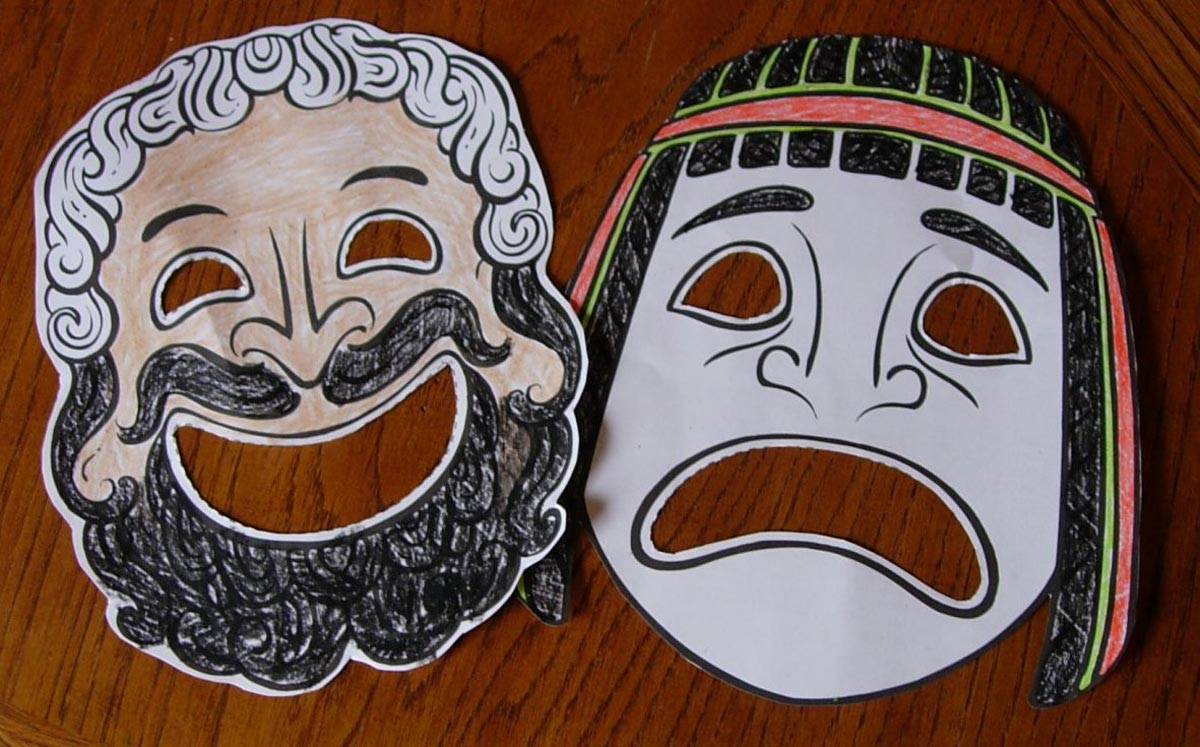 greek-theater-masks