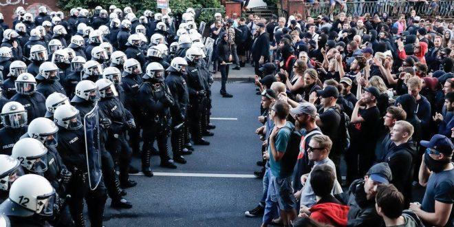 Πώς το Αμβούργο νίκησε την αστυνομία