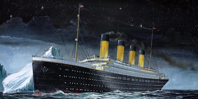Για τους ναυτιλομένους του «Τιτανικού»!