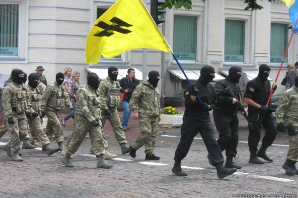 Ukrainian-Neo-Nazi