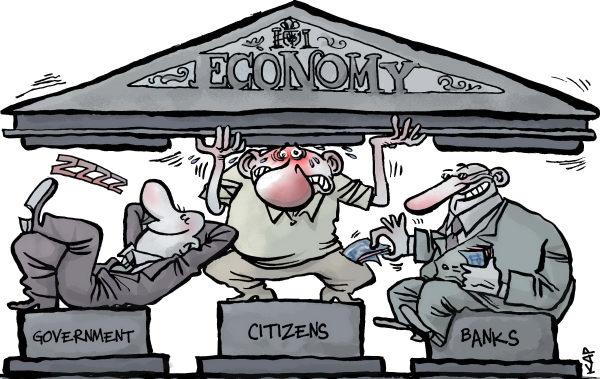 the-economy-and-banks-by-kap-la-vanguardia-spain