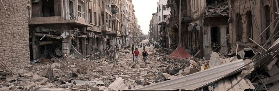 syrian civil war - 1-13