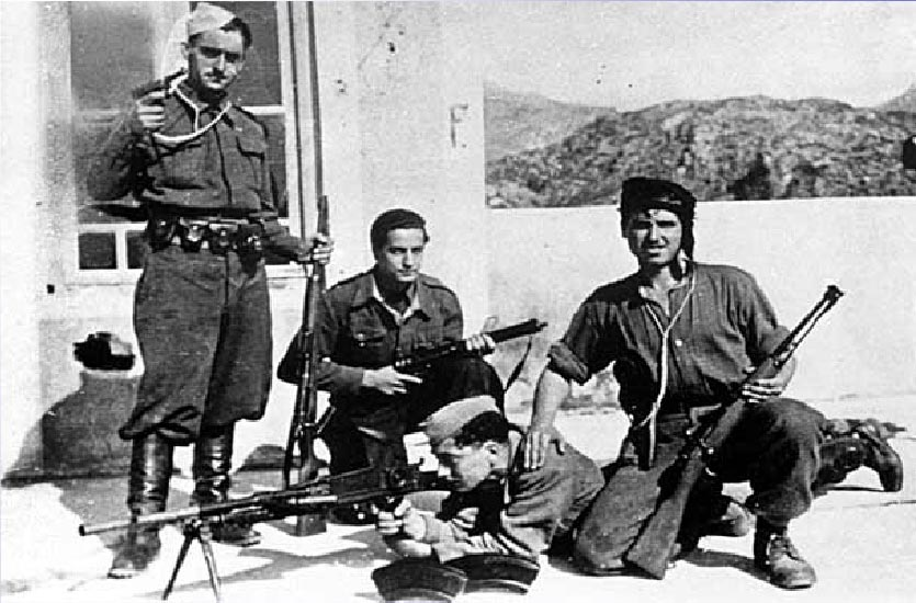 Κρήτες αντάρτες
