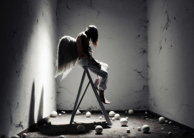 Αποτέλεσμα εικόνας για Πως να προσπεράσετε την σκοτεινή νύχτα της ψυχής!