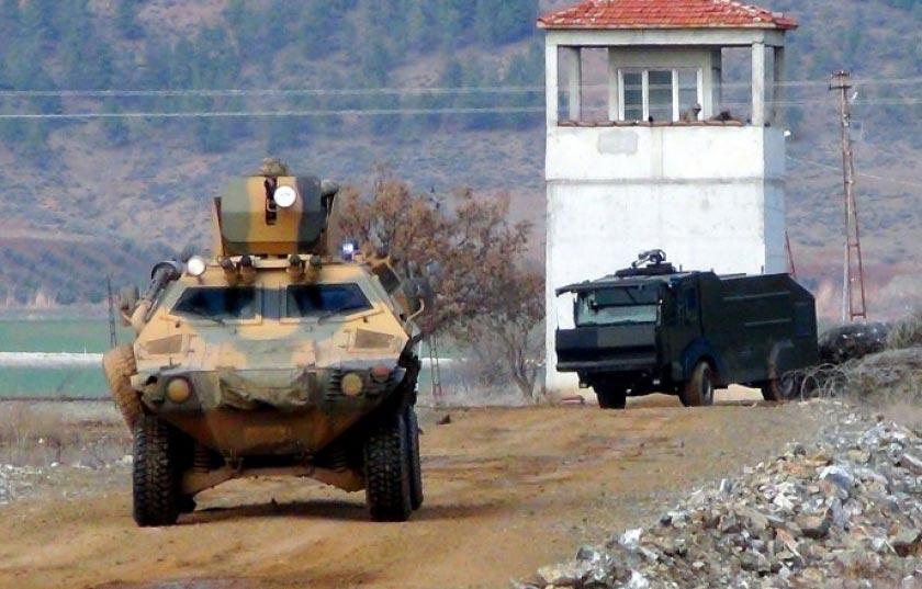 YPG-rojava