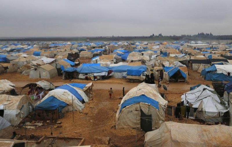 refugges-azaz-syria