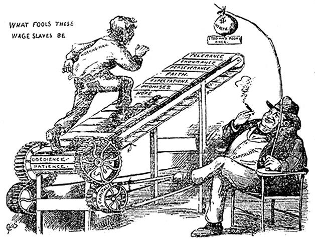 wage-slaves